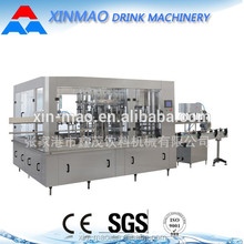 500 ml PET bottle activated carbon making machines with washing filling and capping