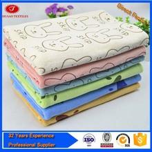 New design plush microfiber towels
