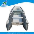 2015 feito- em- china preço de fábrica produto novo luxo inflável barcos costela