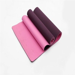 Wholesale China Rubber Band Exercise Equipment ,Eco Friendly Materials,Hot Yoga Mat