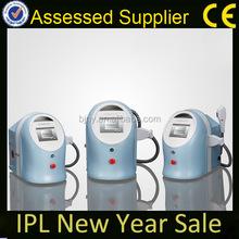 Portable 800W Beauty Equipment (Intense Pulse Light)IPL Hair Removal Machine fo Salon/Clinic