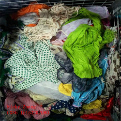 China used clothing container of used clothes