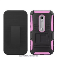 OEM ODM ROHS Mobile Phone Case Cover Back for Moto G3