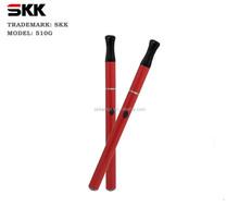 SKK mini e cig pen/slim electronic cigarette for female of wax and dry herb vapor 510S/G