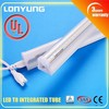 3 year warranty wide voltage 8ft led tube light CRI>80 high bright 100lm/w