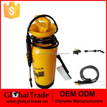 Portable Pressure Washer 12L Power Pump Car Jet Wash Hose Brush Lance A1907
