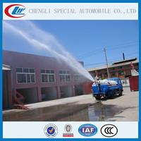 First Brand FAW 4X2 Water Street Sprinkler Tank Truck 15ton Water Bowser Jiefang Watering car