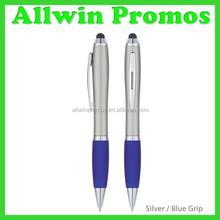 Advertising Rubber Tip Stylus Pen