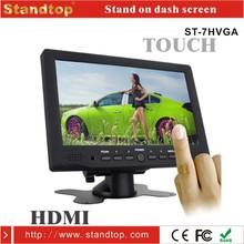 7 inch portable vga TFT Lcd monitor