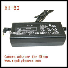 For Nikon EH-60 AC Adapter (for Nikon Coolpix 2500 Digital Camera)