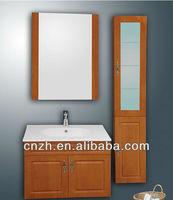 pvc bathroom wash basin wall mounted corner bathroom cabinet