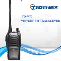 TD-V70 handheld radio rack mount fm repeater