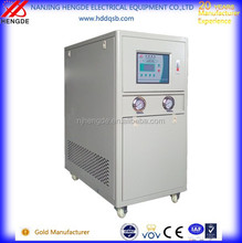 floor standing industrial water cooling chiller / water cooled water chiller