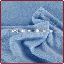 2013 China supplier 100% Polyester Fabric Polar fleece/Coral fleece for shoe shine glove