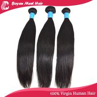 Shining Virgin In Stock Unprocessed 7A Grade Wholesale Brazilian Hair