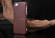 Luxury Fold Flip Genuine Leather Flip Case Wallet Cover For Apple iPhone5 5s