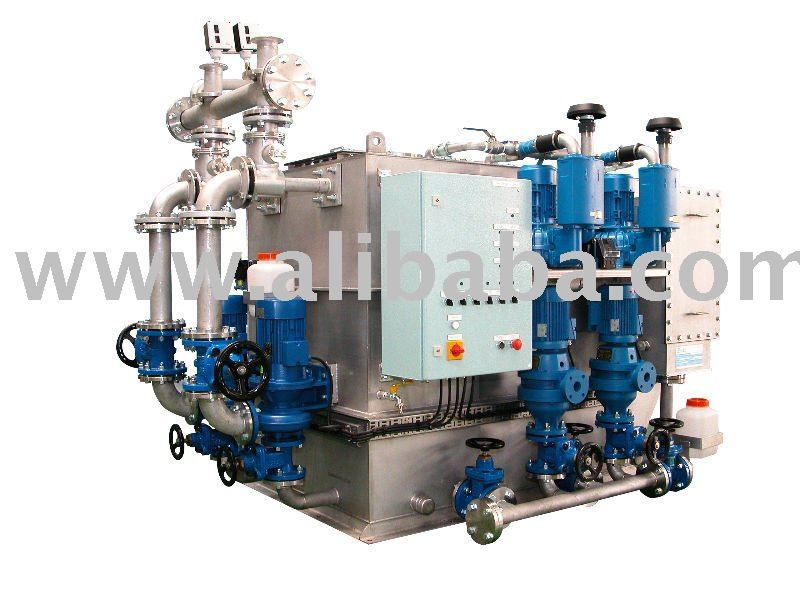 Wastewater Treatments Product : Wastewater treatment plant grease separator vacuum