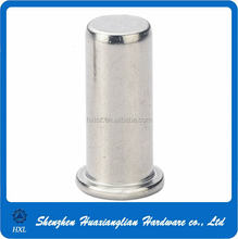 Stainless steel round head closed rivet nut with good quality