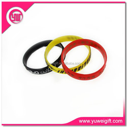 2015 wholesale silicone wristband maker/sport wristband for promotion gift/silicone bracelet with custom logo