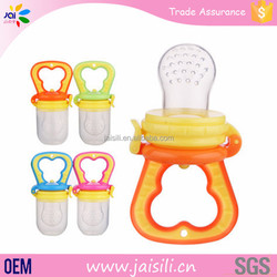 Factory Promotional Wholesale Baby Fruit Nipple Baby Fresh Food Feeder