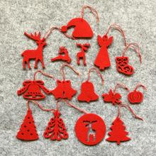 Christmas felt Decoration Supplies