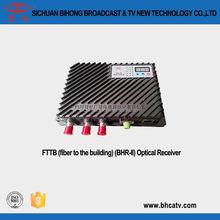 energy-efficient power adapter input AC220V or AC60V input FTTB(fiber to the building)(BHR-II) Optical Receiver