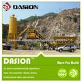 planta mezcladora de concreto premezclado hzs50 ready- hormigón mezcla seca de la planta mezcladora de concreto