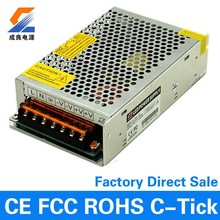 High voltage Power Supply single output ac/dc 12.5a 300w 24v switch mode power supply