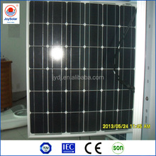 125W/155W/165W/150W mono Solar Panel/price per watt solar panels