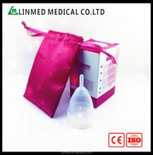 feminine hygiene platinum medical grade silicon reusable soft cups menstrual period cup