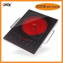 handle type! classical adjustable touch radiant cooker&ceramic hob&multi cooker