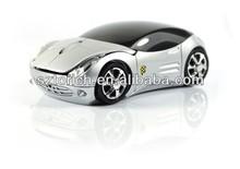 Hot sale!2.4G mini car shape wireless optical mouse