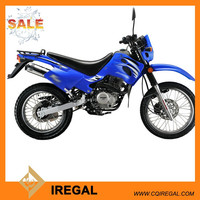 2015 new hot sale import dual sport motorcycle