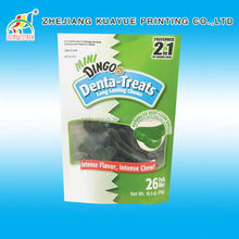 Quality Resealable Doypack Pet Food Bags,Resealable Standing Pouches,Plastic Zipper Pet Food Bag For Cat Food Packing