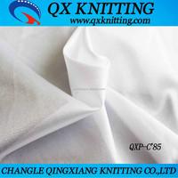 Wholesale 100% Polyester Dazzle Plain Linen Fabric China Textile Manufacturers Fabric