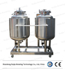 alcohol distillation equipment semi-automatic 200L fresh beer equipment with CE