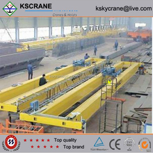 Electric driven 32 t NLH overhead travelling crane