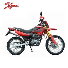 Top quality Brozz 200 Cheap 200cc Dirt Bike Cheap 200cc Motorcycles with Invert Shock Absorber For Sale MXO200B