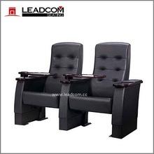 Leadcom luxury designed vip auditorium seats with table LS-14602