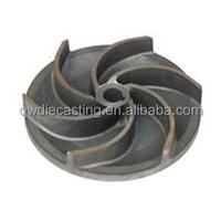 Trade assurance aluminum die casting impeller