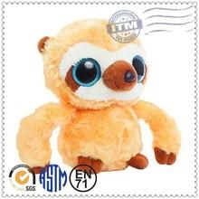Adorable promotion gift plush toy big eyes