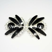 2012 New Arrival Fashionable Rhinestone Button with Delicate Handcraft WBK-1054