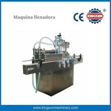 Máquina llenadora de liquidos automática YT6T-6G