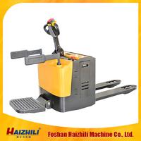 New Design 2.0T Mini Electric Hydraulic Lifting Jack Walking Hand Lift Pallet Truck