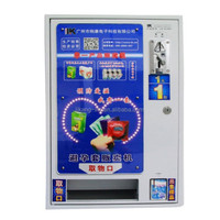 LK-A1401 Wall-mounted condom vending machine used in park/street/arcade