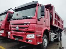 Right Hand Drive HOWO Quarry Dump Truck 8x4