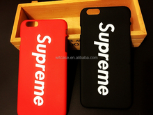 Supreme Mobile Phone Case Cover for iPhone 6 Custom Case