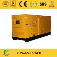 50HZ 150kva AC three phase generator set with cummins power