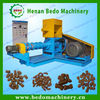 BEDO 2015 automatic floating fish feed mill machine/fish feed pellet making machine for extruder