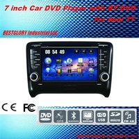 7 inch Car DVD Player with BT/DVDfor Special car model TT